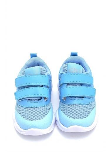 First Step Ultra Hafif Mey Foam İç Taban Çocuk  Spor Ayakkabı M-1000 Mavi